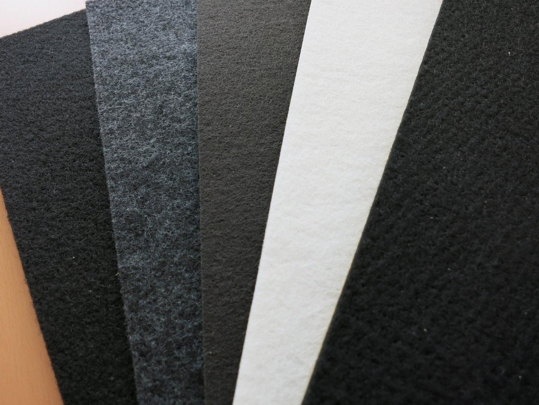 filzgleiter meterware 2mm dick filz in premiumqualit t. Black Bedroom Furniture Sets. Home Design Ideas