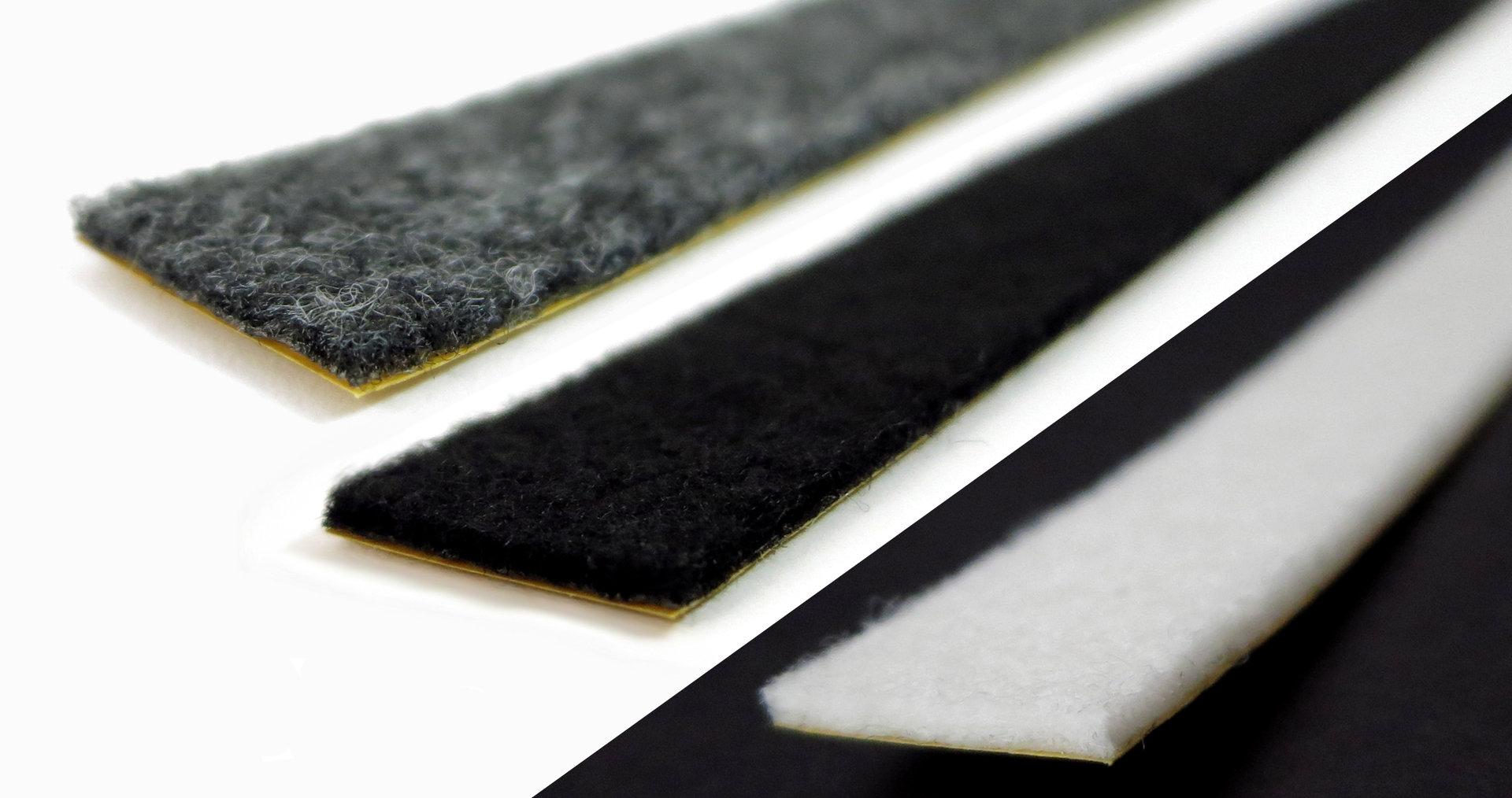 filzstreifen filzband meterware stark selbstklebend 2mm dick. Black Bedroom Furniture Sets. Home Design Ideas