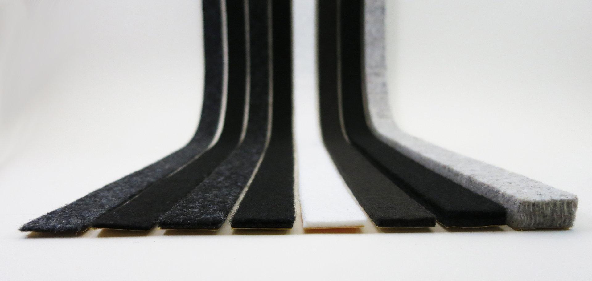 filzstreifen filzband meterware selbstklebend 3mm dick. Black Bedroom Furniture Sets. Home Design Ideas