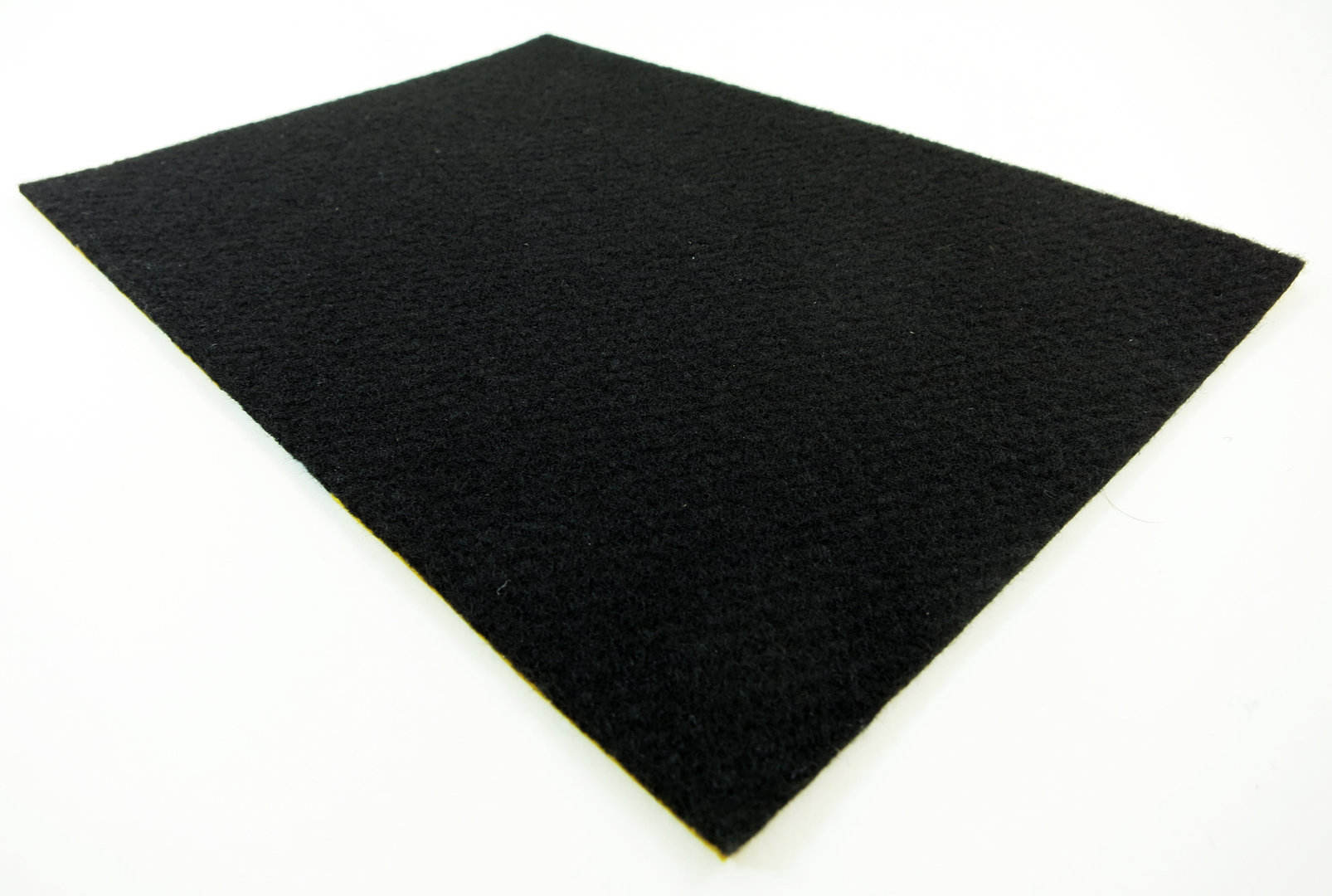 Filzplatte selbstklebend - DIN Formate 2mm dick | schwarz, anthrazit