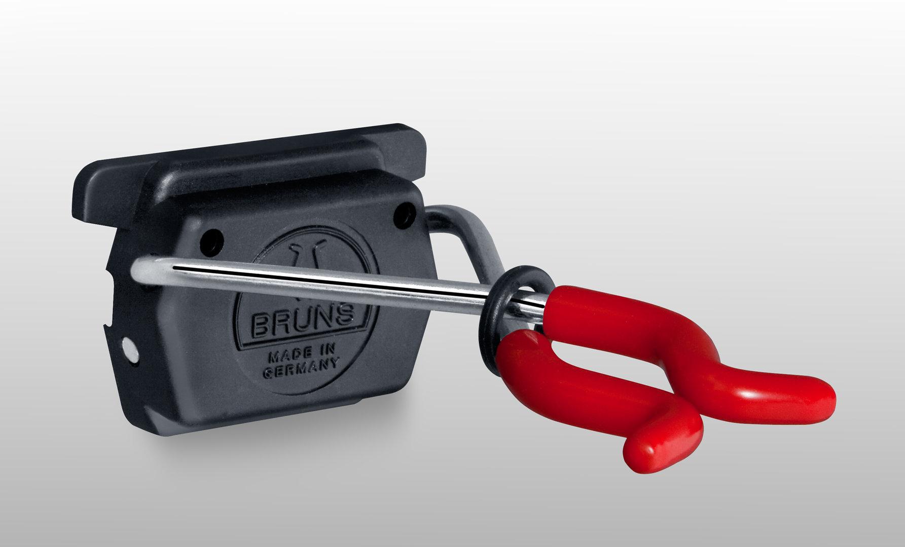 Bruns SB 2.0 A - 2 Gerätehalter