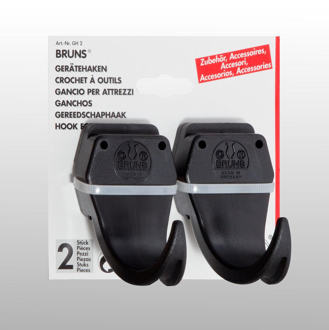 Bruns GH2 - 2 Gerätehaken